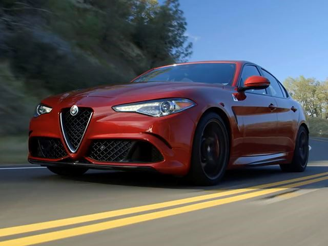 The BMW M3 And Alfa Romeo Giulia QV Get Matched Up One More Time