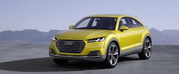Audi Q4 crossover starts production in 2019, Q8 in 2018
