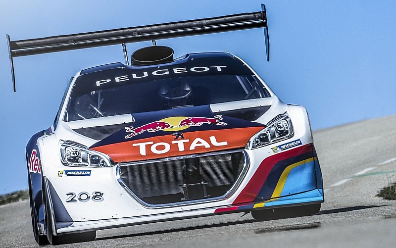 Loeb gets awesome Pikes Peak Peugeot 208T16 to race again