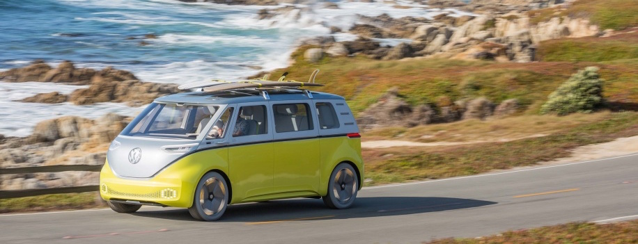 The Bus is Back! Volkswagen to launch I.D. Buzz in 2022