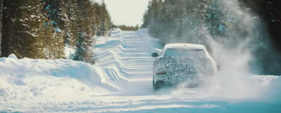 Lamborghini begins Urus marketing push with terrain mode videos