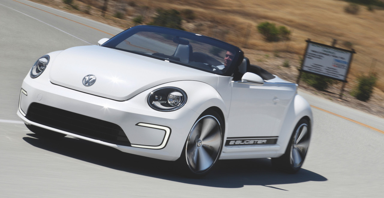 Next-gen VW Beetle to have electric powertrain, RWD layout