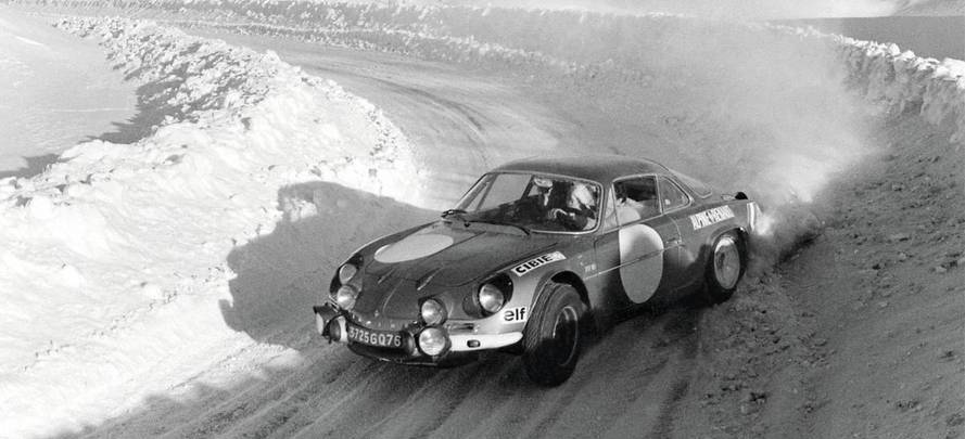 Legends: 1961 Alpine A110