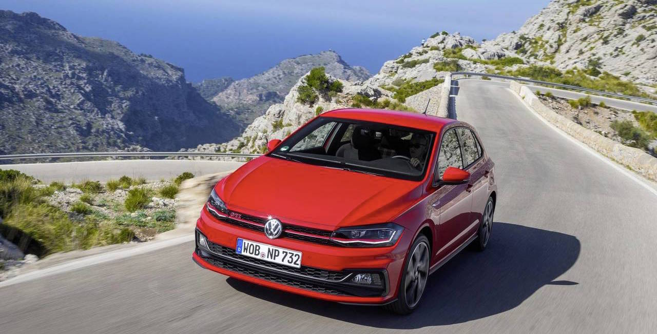 VW Admits Beefier Polo GTI Is Technically Possible