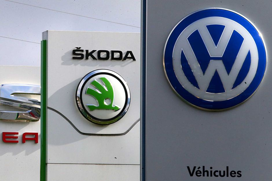 VW group sales reportedly hit 10.7 million cars, beating Toyota