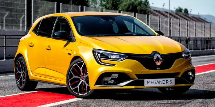 Renault Megane RS Trophy Breaks Cover With More Power And Torque