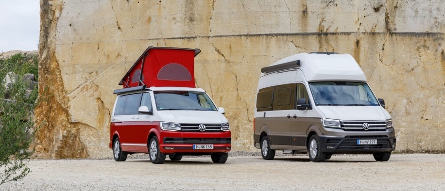 The Volkswagen Grand California is bigger and better than ever