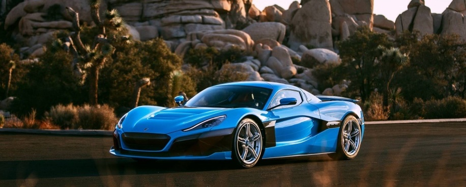 Rimac C_Two California Edition gets drunk on its power at Monterey Car Week