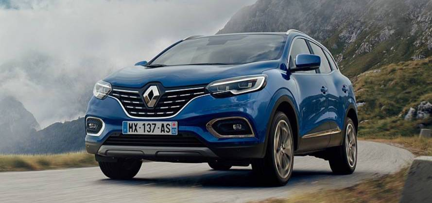 Renault Kadjar Facelift Shows Up With A New Turbo Gas Engine