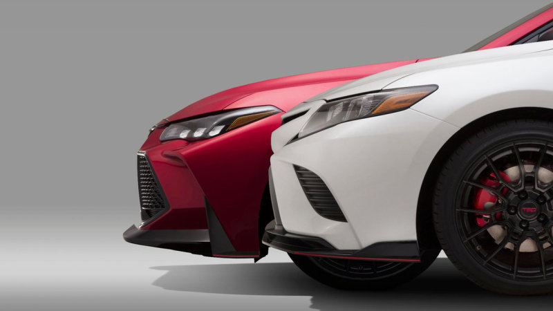 2019 Toyota Camry, Avalon getting TRD models