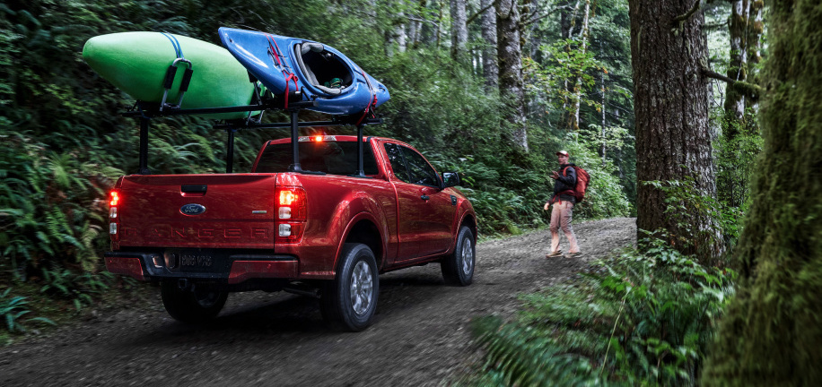 2019 Ford Ranger and Yakima offer large list of outdoor accessories