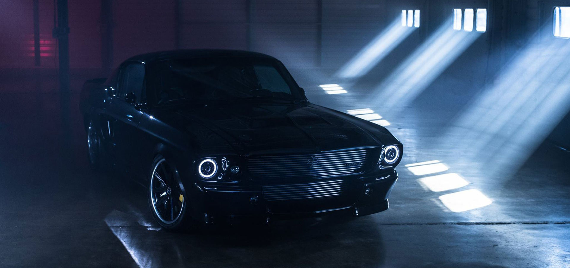 Classic Ford Mustang Becomes A 3-Second Electric Supercar