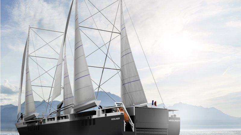 Renault invests in sailing ships to reduce its carbon footprint