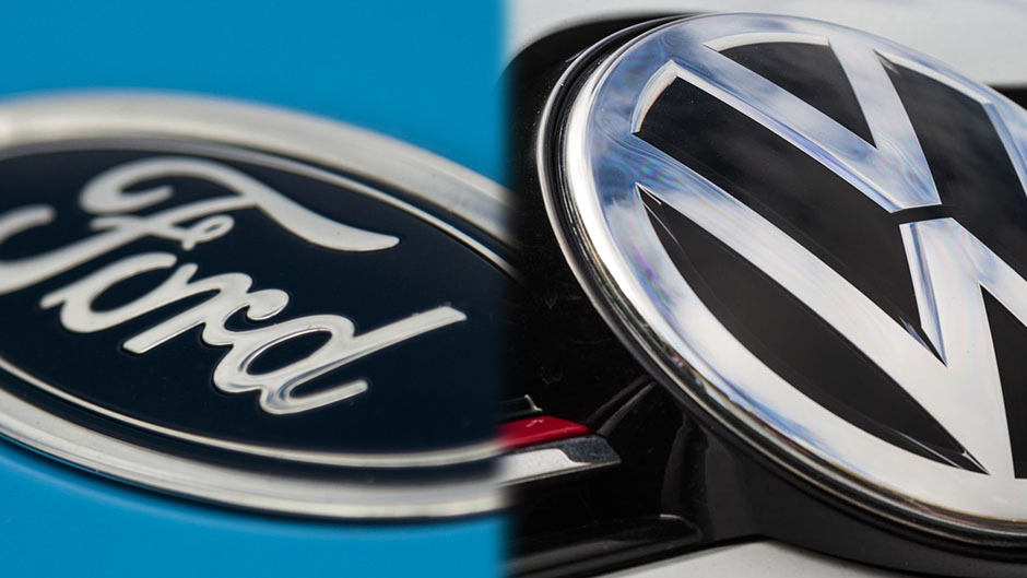 VW, Ford to reveal 'global alliance' at Detroit Auto Show, sources say
