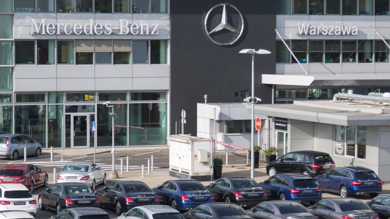 Mercedes-Benz will produce EV batteries in Poland
