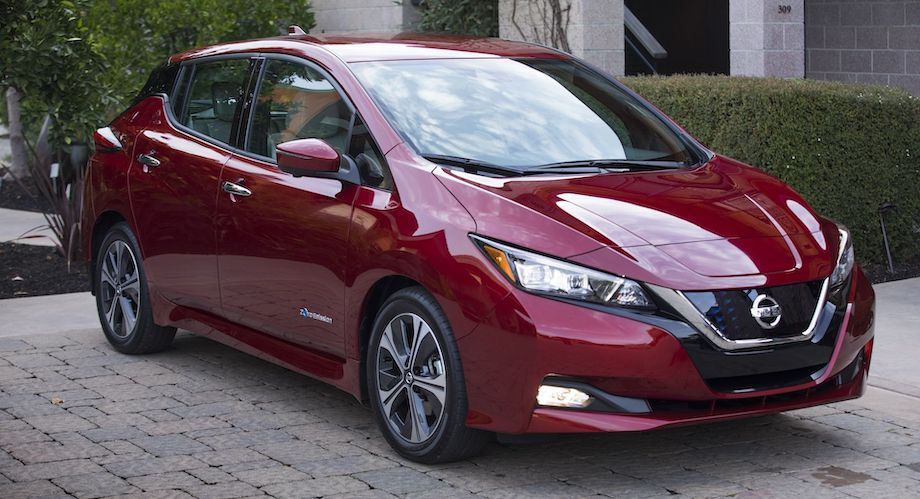 Nissan LEAF Is World's # 1 Selling EV, But #2 Might Surprise You