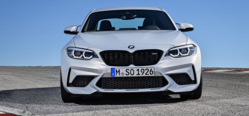 BMW M2 CS coming later this year with 445 horsepower
