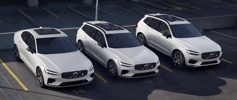 2020 Volvo XC60, V60 add Polestar Engineered trims