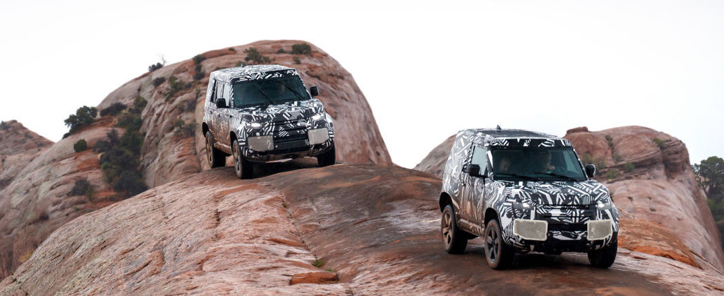 Jaguar Land Rover to move new Defender production to Slovakia