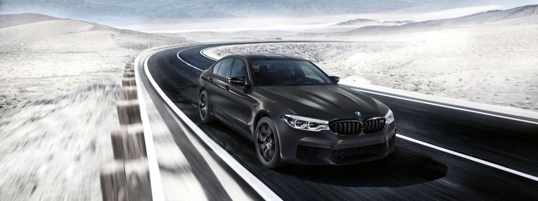 2020 BMW M5 Edition 35 Years celebrates the birth of a legend