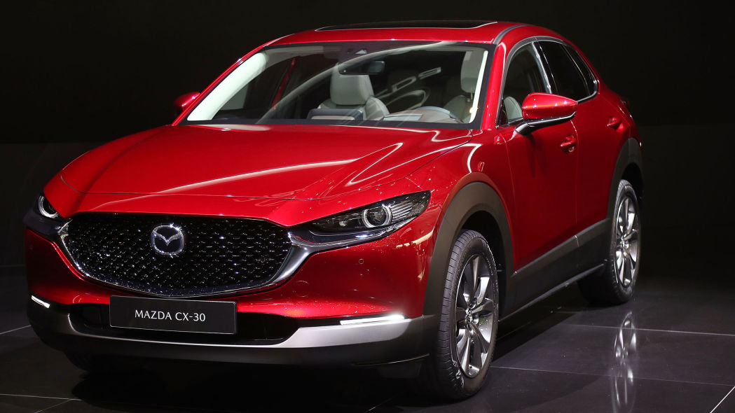 Mazda plans to launch an EV in 2020, plug-in hybrid by 2022