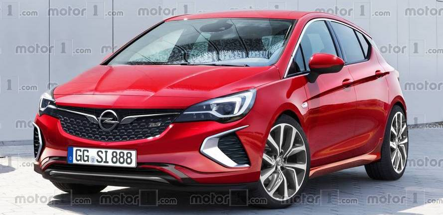 Next-Generation Opel Astra Launching In 2021
