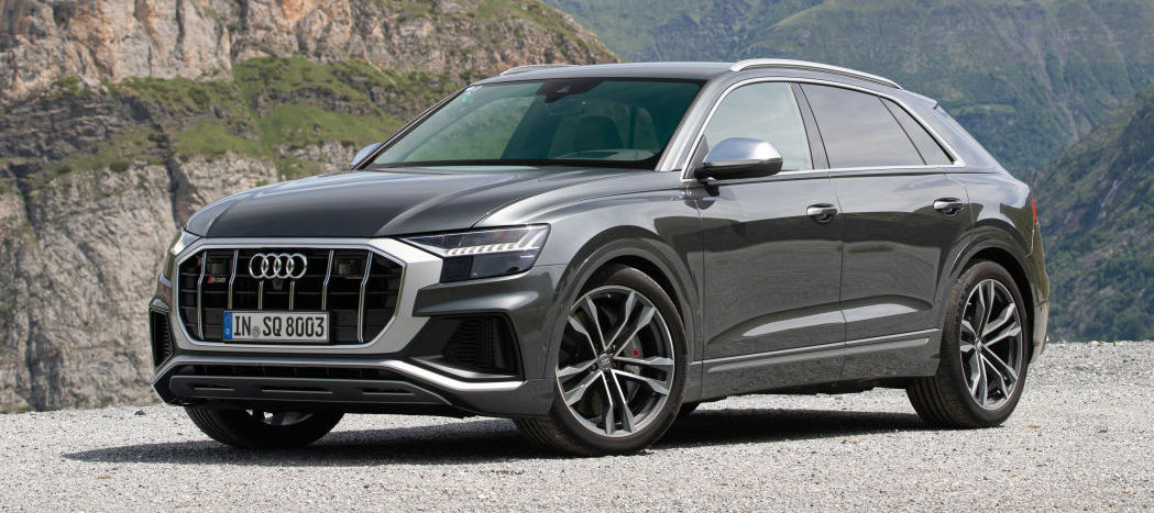 2020 Audi SQ8 revealed for Europe with over 650 pound-feet of torque