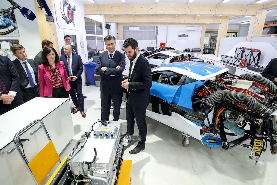 Porsche increases Rimac stake, says they 'could learn a lot from each other'