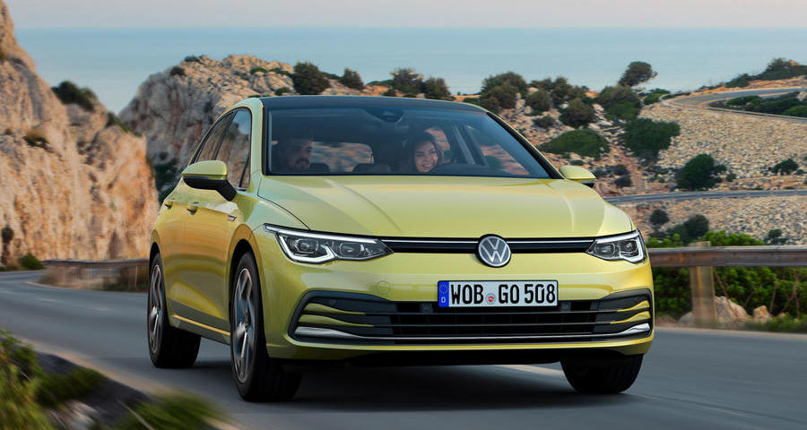 2020 Volkswagen Golf Goes on Sale, Priced from EUR27,510