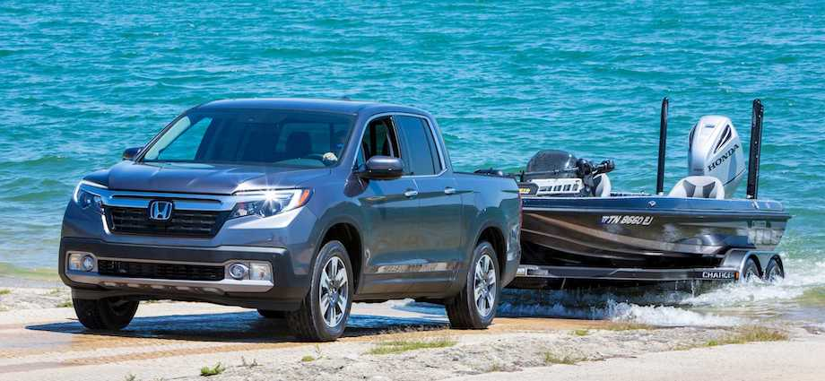 2020 Honda Ridgeline Upgraded With 9-Speed Automatic And More