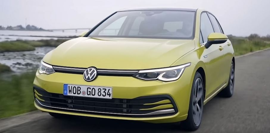 2020 VW Golf 8 Early Reviews Reveal It's the Perfect All-Rounder