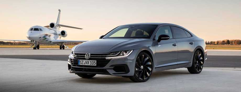 VW Arteon R-Line Edition Launched In Europe As Flagship Version