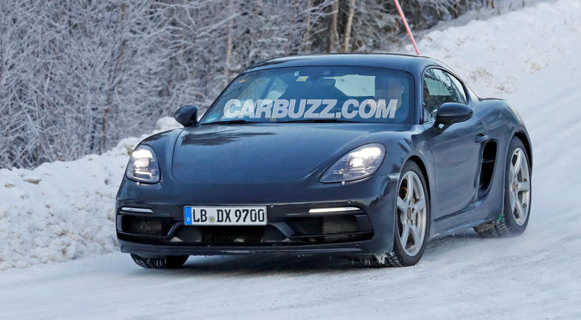 Porsche May Have Accidentally Confirmed A New Flat-Six 718