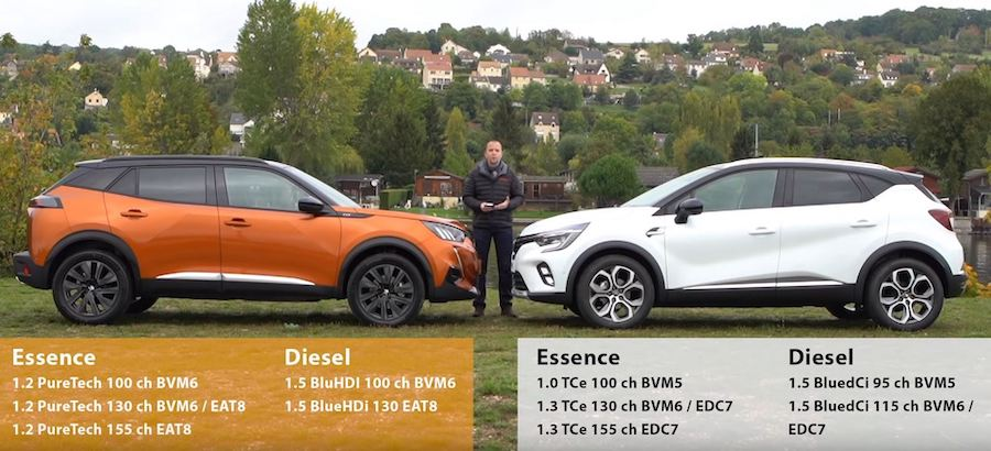 2020 Renault Captur vs Ford Puma: What's the Best Small Crossover