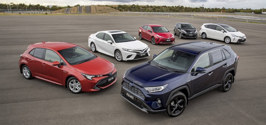 Toyota Has Now Sold A Whopping 15 Million Hybrids Worldwide