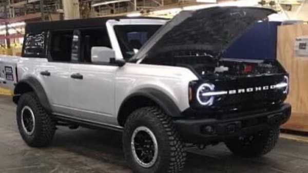 Ford Bronco, Mach-E Face Production Delays Due To Coronavirus Shutdown