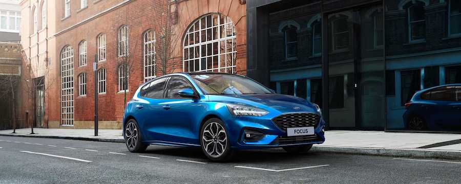 Ford Focus EcoBoost Hybrid Debuts With MHEV Tech, Digital Dash