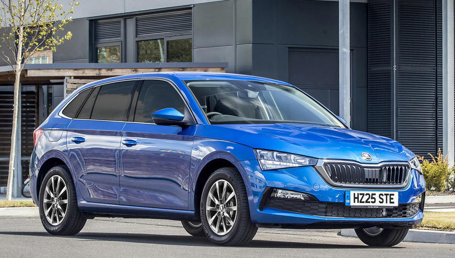 Skoda targets business drivers with new Scala SE Technology