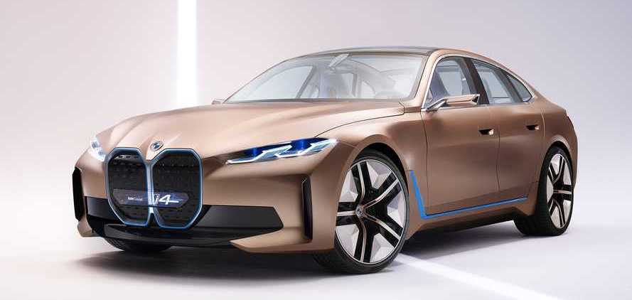 BMW i4 M Model Officially Confirmed For 2021 Reveal