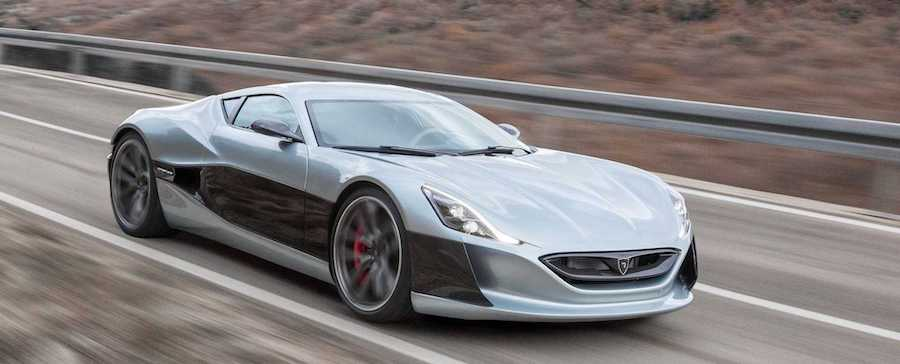 Ultra-Rare Rimac Concept One For Sale For A Pretty Penny
