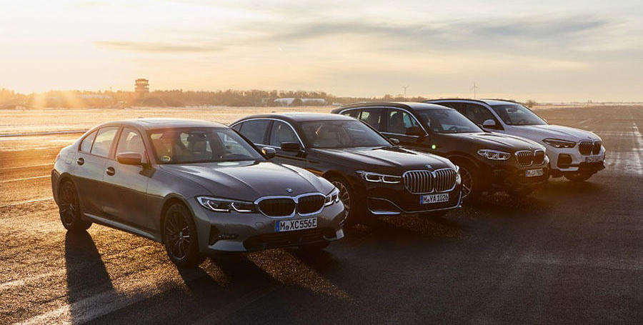 BMW recalls all plug-in hybrid models due to battery fire risk