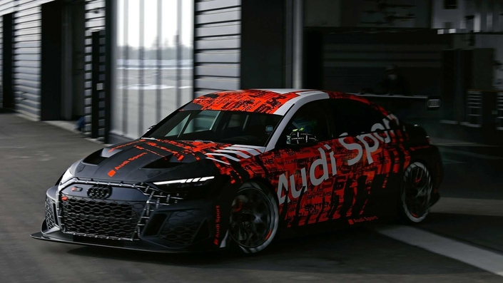 2021 Audi RS3 LMS Debuts As Entry-Level Race Car With Up To 340 HP