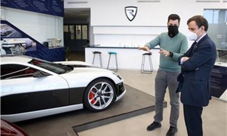Rimac opens R&D centre in the UK