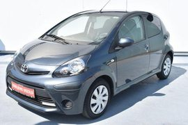 2014' Toyota Aygo 1.0, Bluetooth, Led Pozic