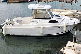 2001' Jeanneau Merry fisher 580
