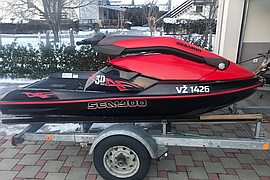 2009' Sea Doo 3d DI 130 ks