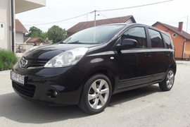 2010' Nissan Note 1,5 Dci