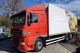 2008' DAF XF FAR