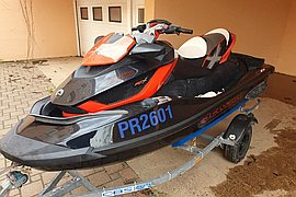 2011' Sea Doo RXT 260 rs