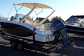 2012' Sessa Marine Key largo 24